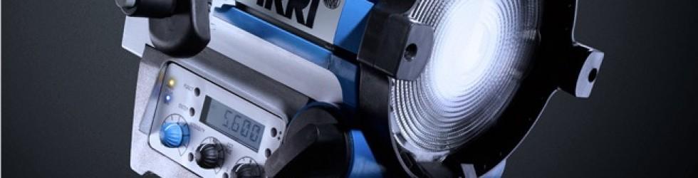 ARRI L-series (location lighting I use – entry II)
